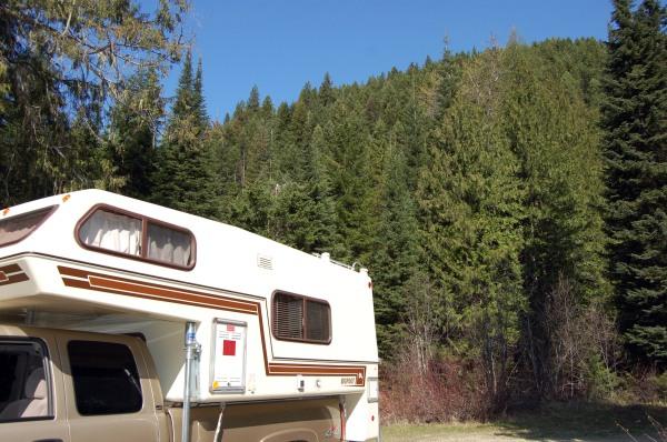 Hidden away in Montana