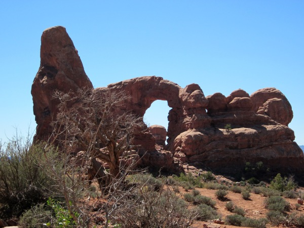 Yes ... arches ...