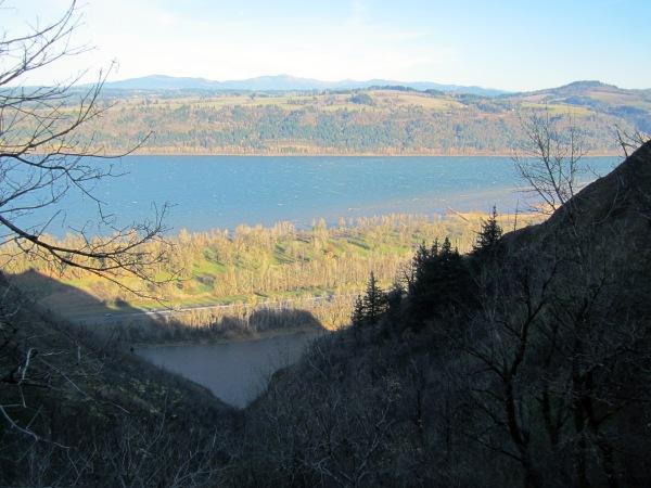 ... breathtaking views ...