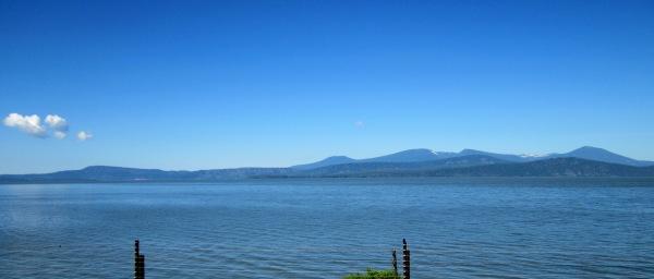 The Upper Klamath Lake